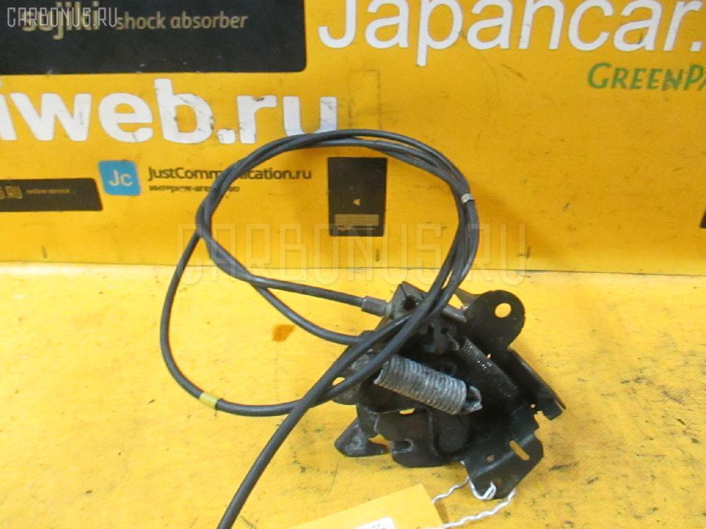 Тросик капота MITSUBISHI LANCER CEDIA CS2A Фото 2