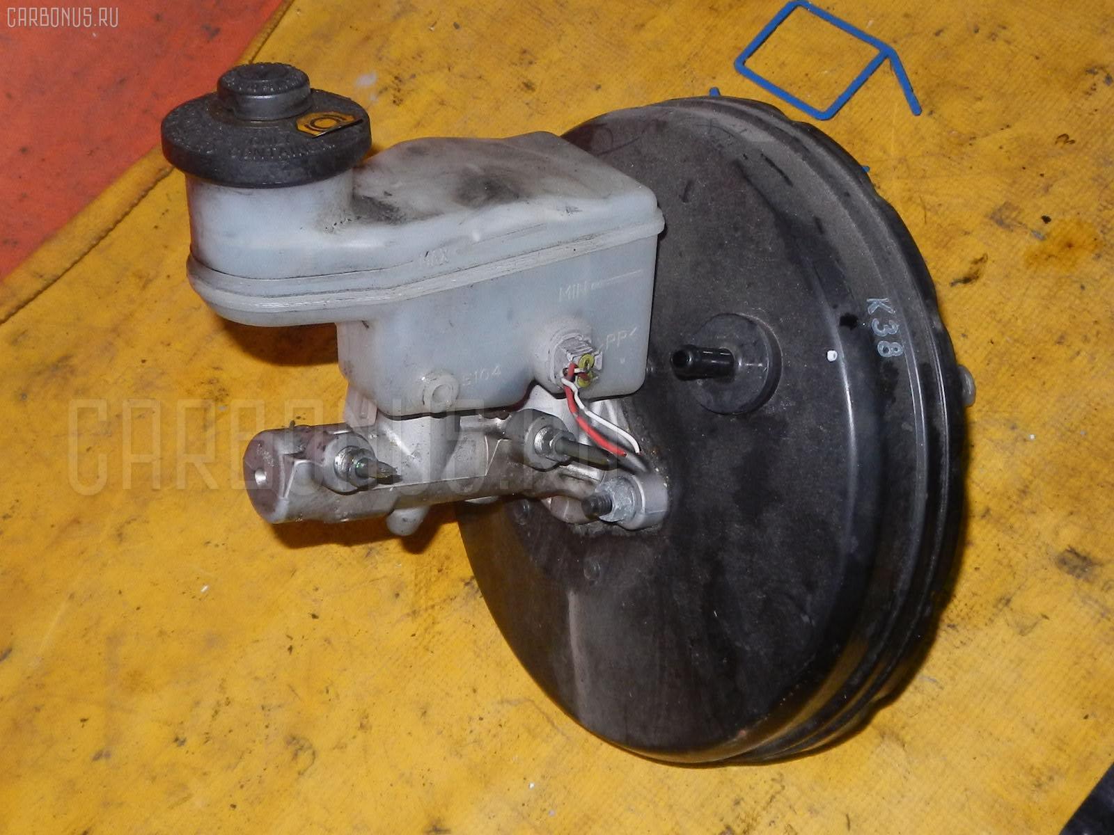 Главный тормозной цилиндр TOYOTA PROBOX NCP51V 1NZ-FE. Фото 9