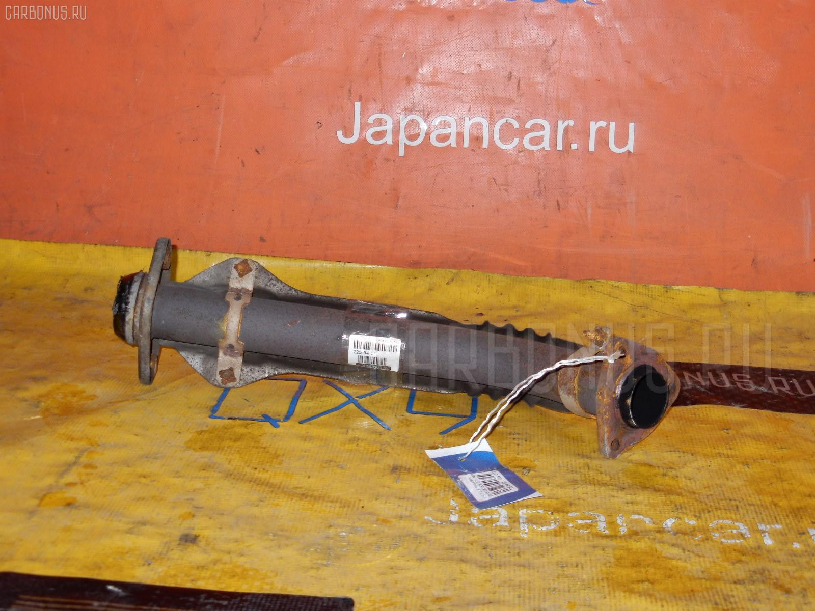 Глушитель NISSAN PULSAR SERIE S-RV FN15 GA15DE Фото 1