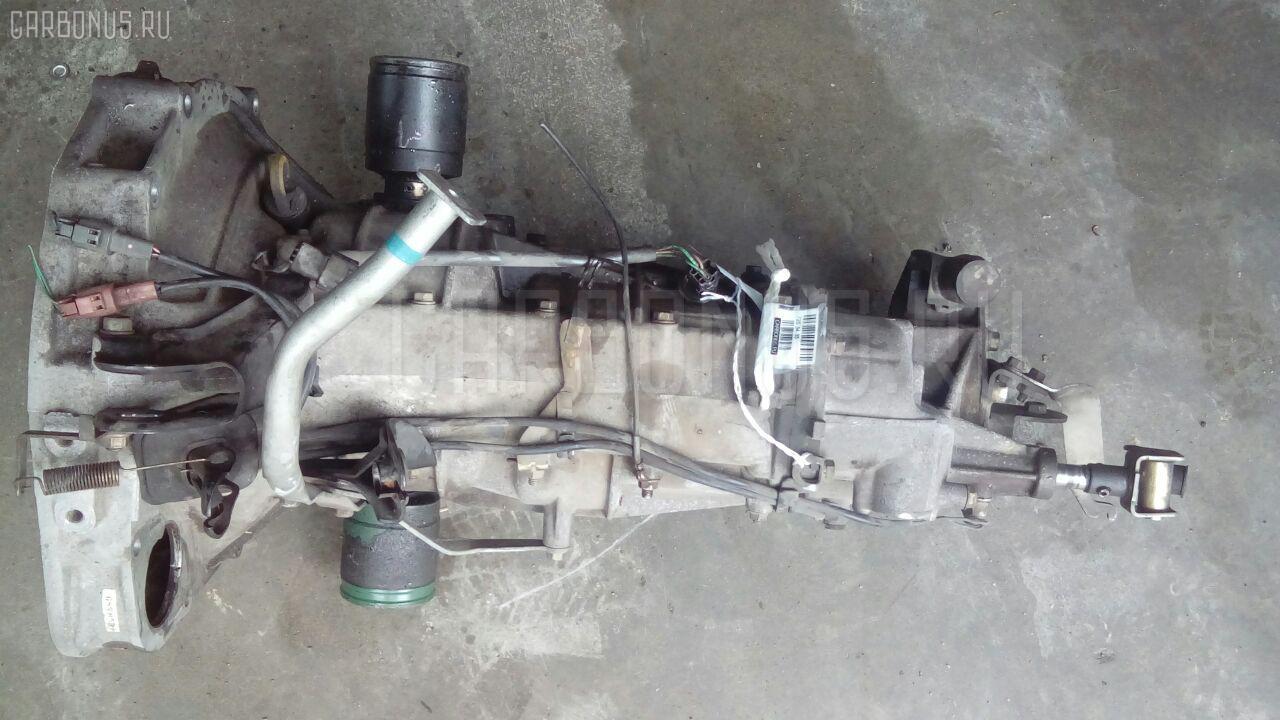 КПП механическая SUBARU IMPREZA WAGON GG2 EJ15. Фото 10