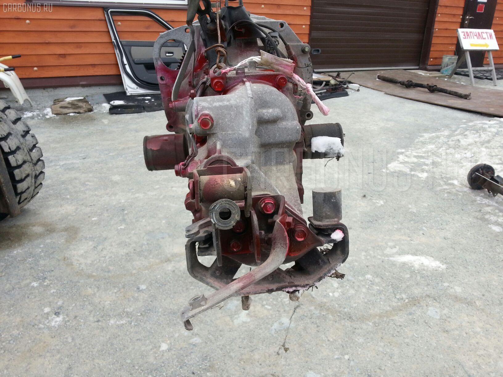 КПП механическая SUBARU IMPREZA WAGON GG2 EJ15 Фото 1