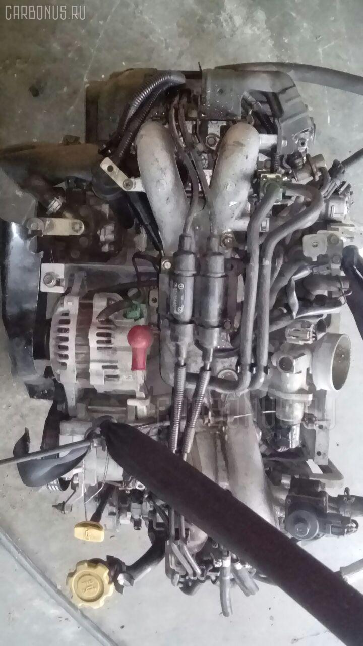 Двигатель SUBARU IMPREZA WAGON GG2 EJ15 Фото 8