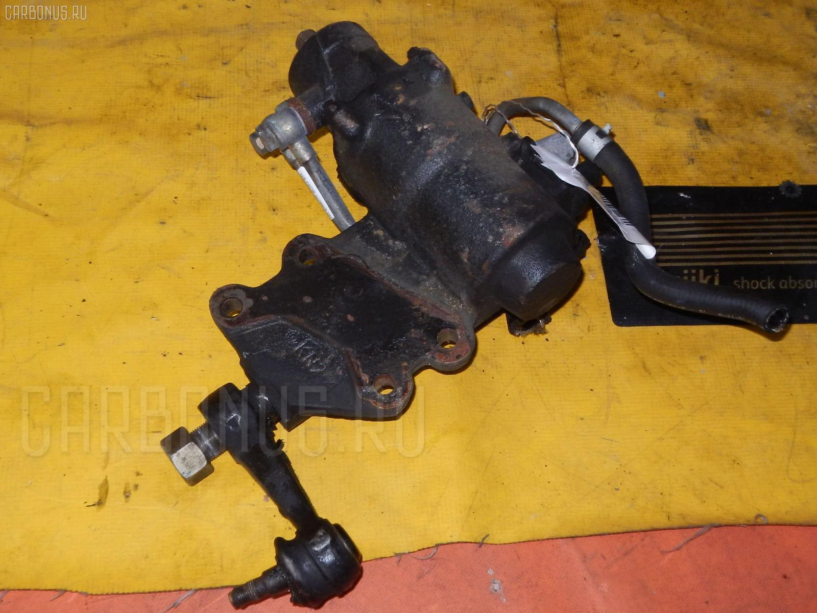 Рулевой редуктор NISSAN CEDRIC MJY31 RB20 Фото 3