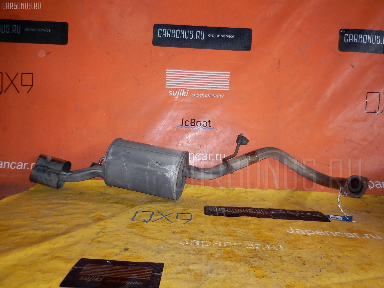 Глушитель NISSAN CEDRIC MJY31 RB20 Фото 1