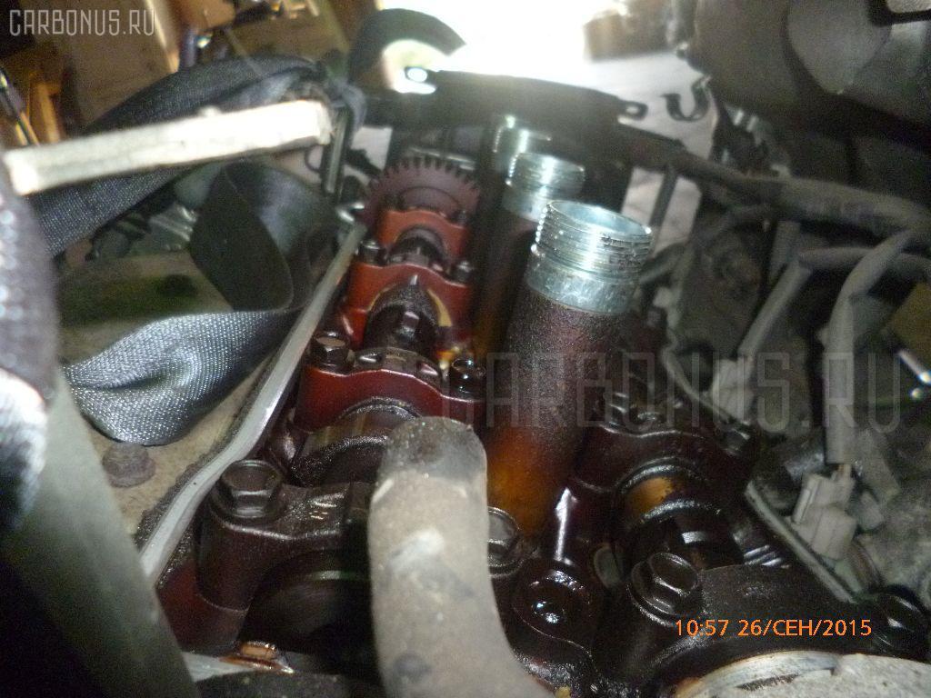 Двигатель TOYOTA VISTA SV30 4S-FE. Фото 10