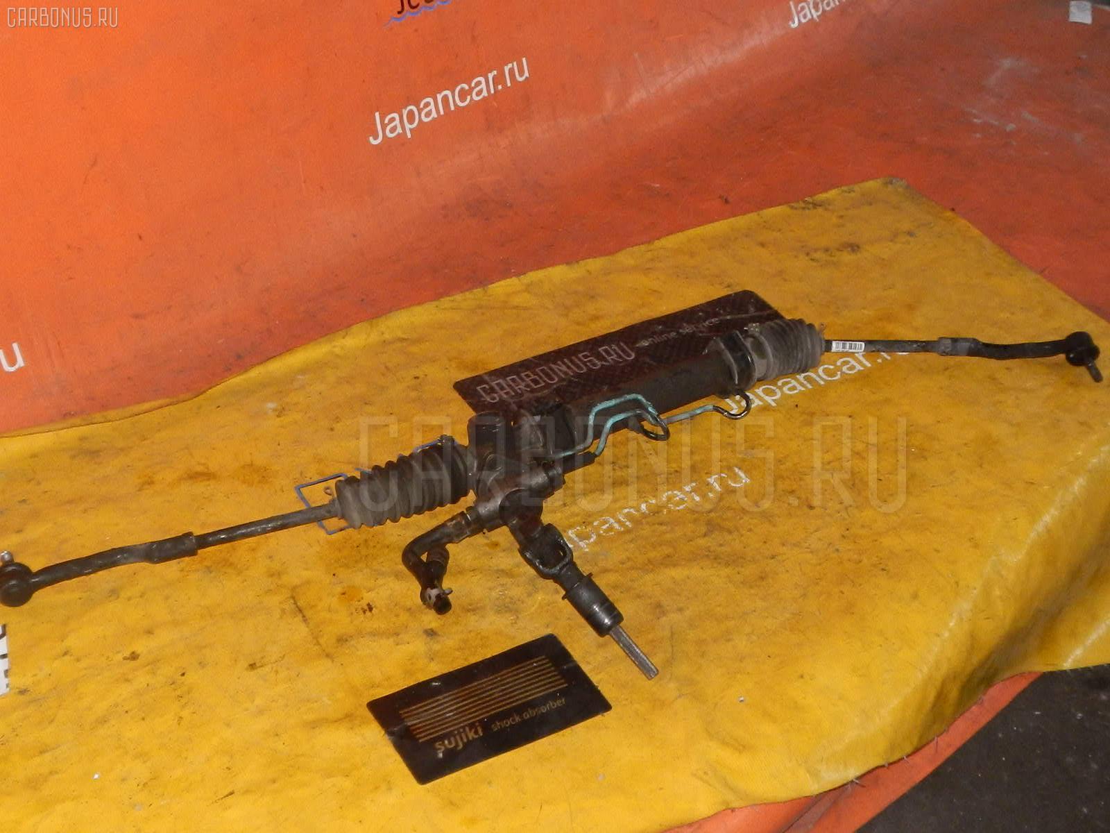 Рулевая рейка TOYOTA CARINA ST170 4S-FE. Фото 3