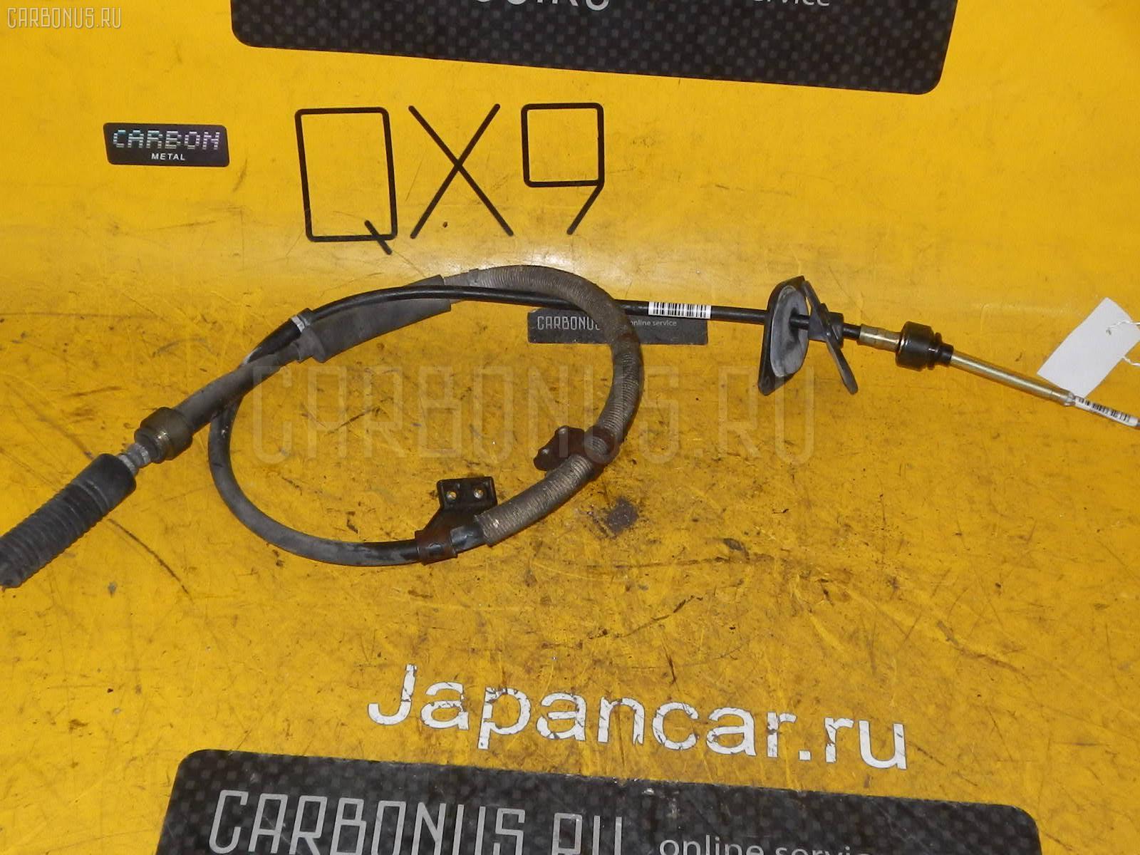 Тросик на коробку передач Toyota Carina ST170 4S-FE Фото 1