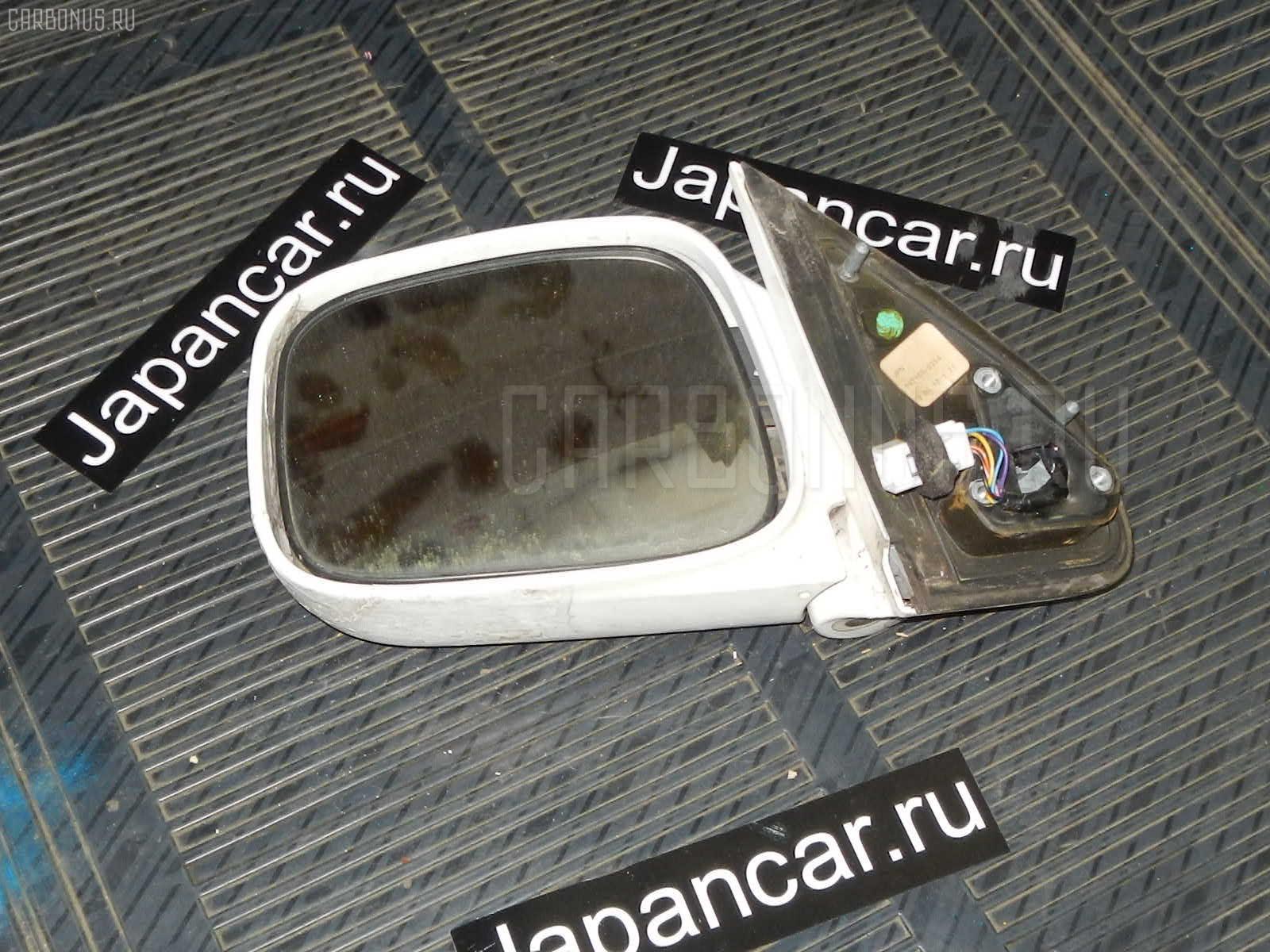 Зеркало двери боковой ISUZU WIZARD UES73FW Фото 3