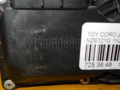 Дроссельная заслонка Toyota Corolla fielder NZE121G 1NZ-FE Фото 3