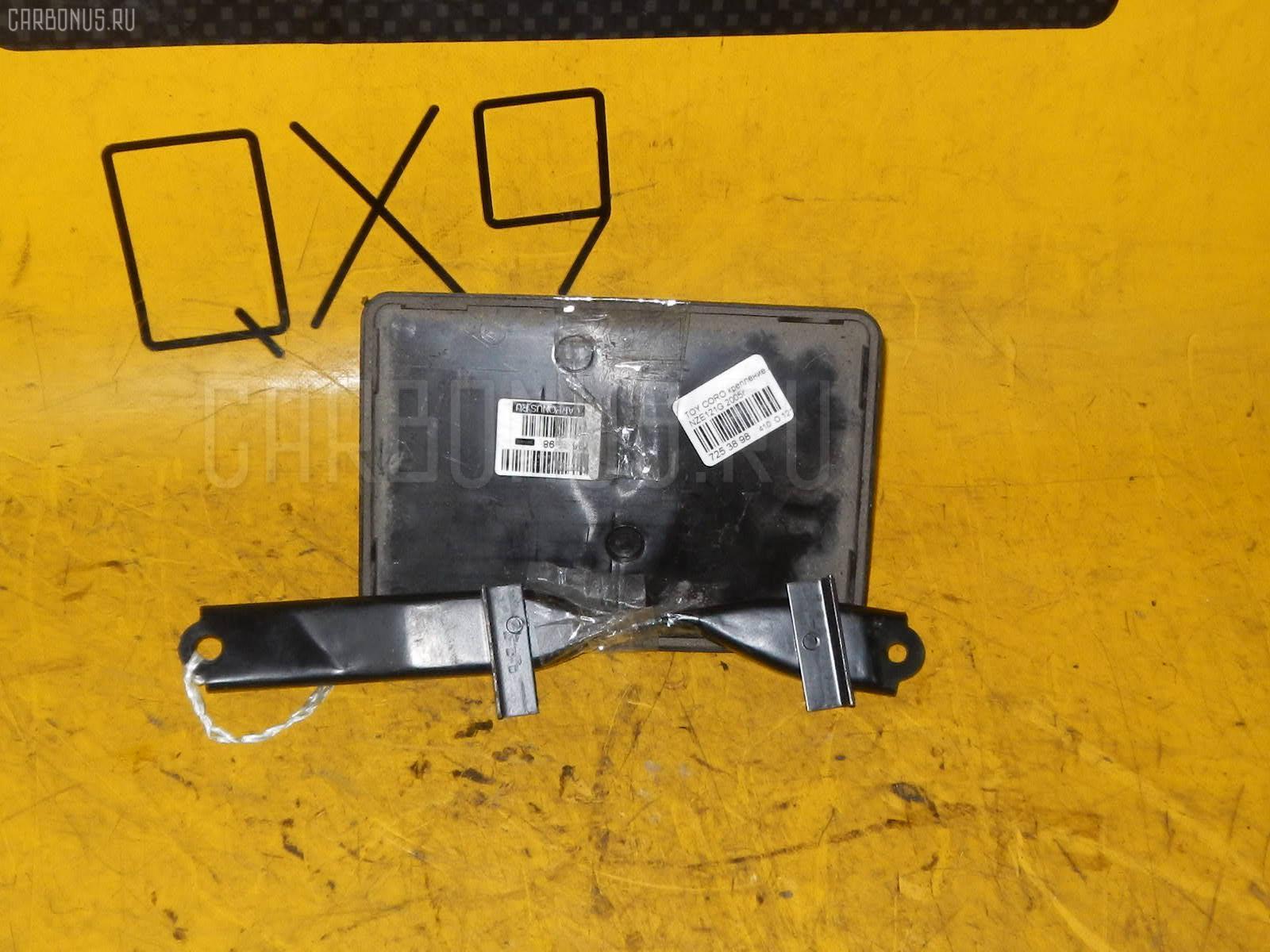 Крепление аккумулятора TOYOTA COROLLA FIELDER NZE121G. Фото 2