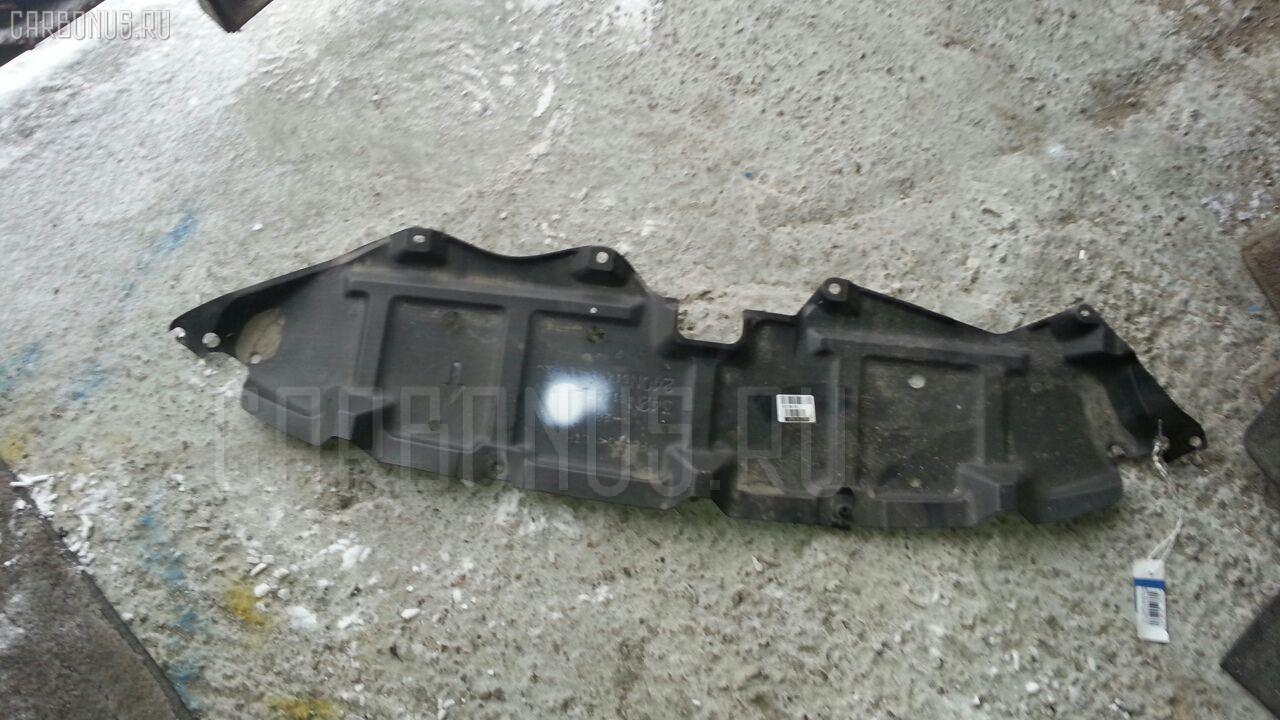 Защита бампера TOYOTA COROLLA FIELDER NZE121G Фото 1