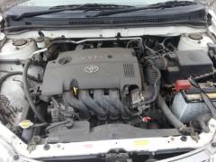 Защита бампера Toyota Corolla fielder NZE121G Фото 4