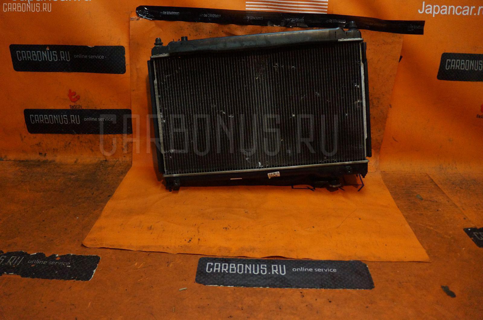 Радиатор ДВС NISSAN STAGEA NM35 VQ25DD. Фото 11