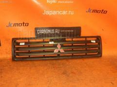 Решетка радиатора Mitsubishi Pajero V46V Фото 1