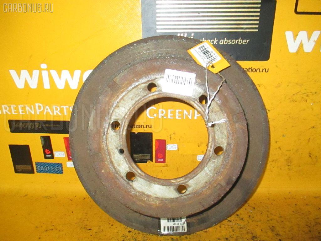 Тормозной диск MITSUBISHI PAJERO V46V 4M40T Фото 2
