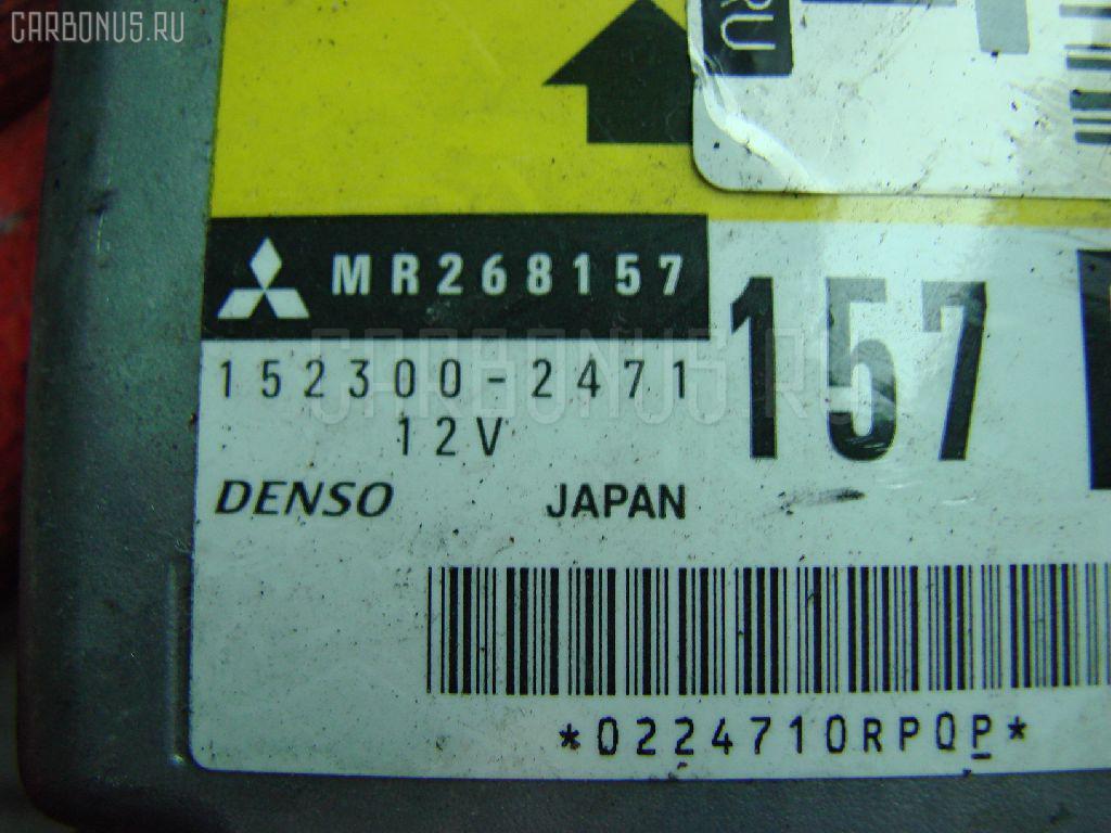 Блок управления air bag MITSUBISHI PAJERO V46V 4M40T Фото 1