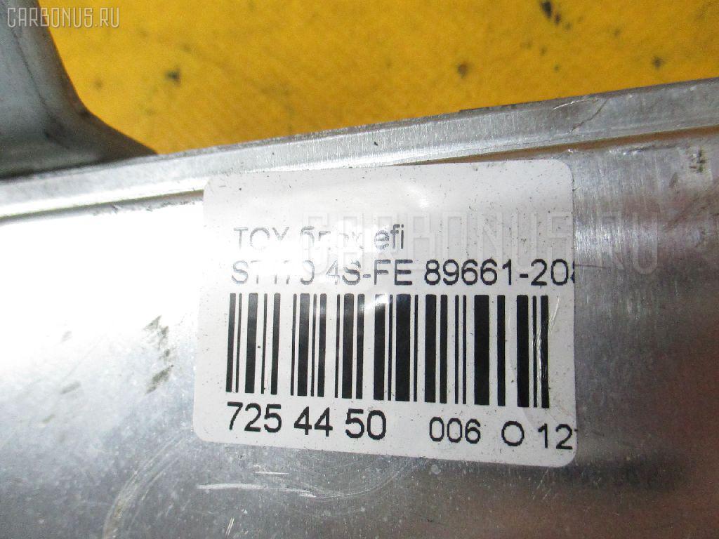 Блок EFI TOYOTA ST170 4S-FE Фото 5