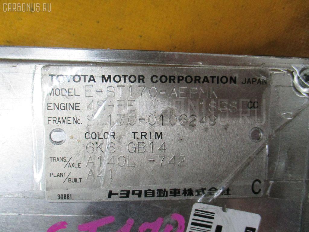 Блок EFI TOYOTA ST170 4S-FE Фото 2