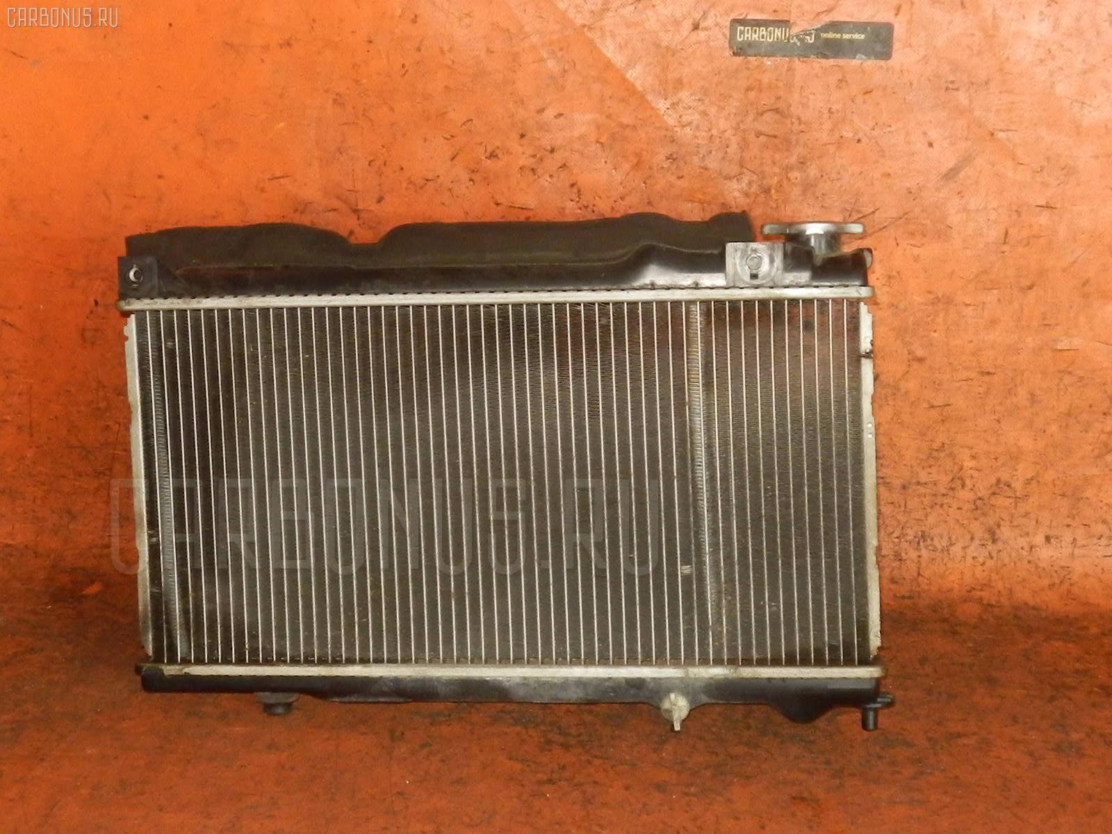 Радиатор ДВС SUBARU SAMBAR TT2 EN07V Фото 4