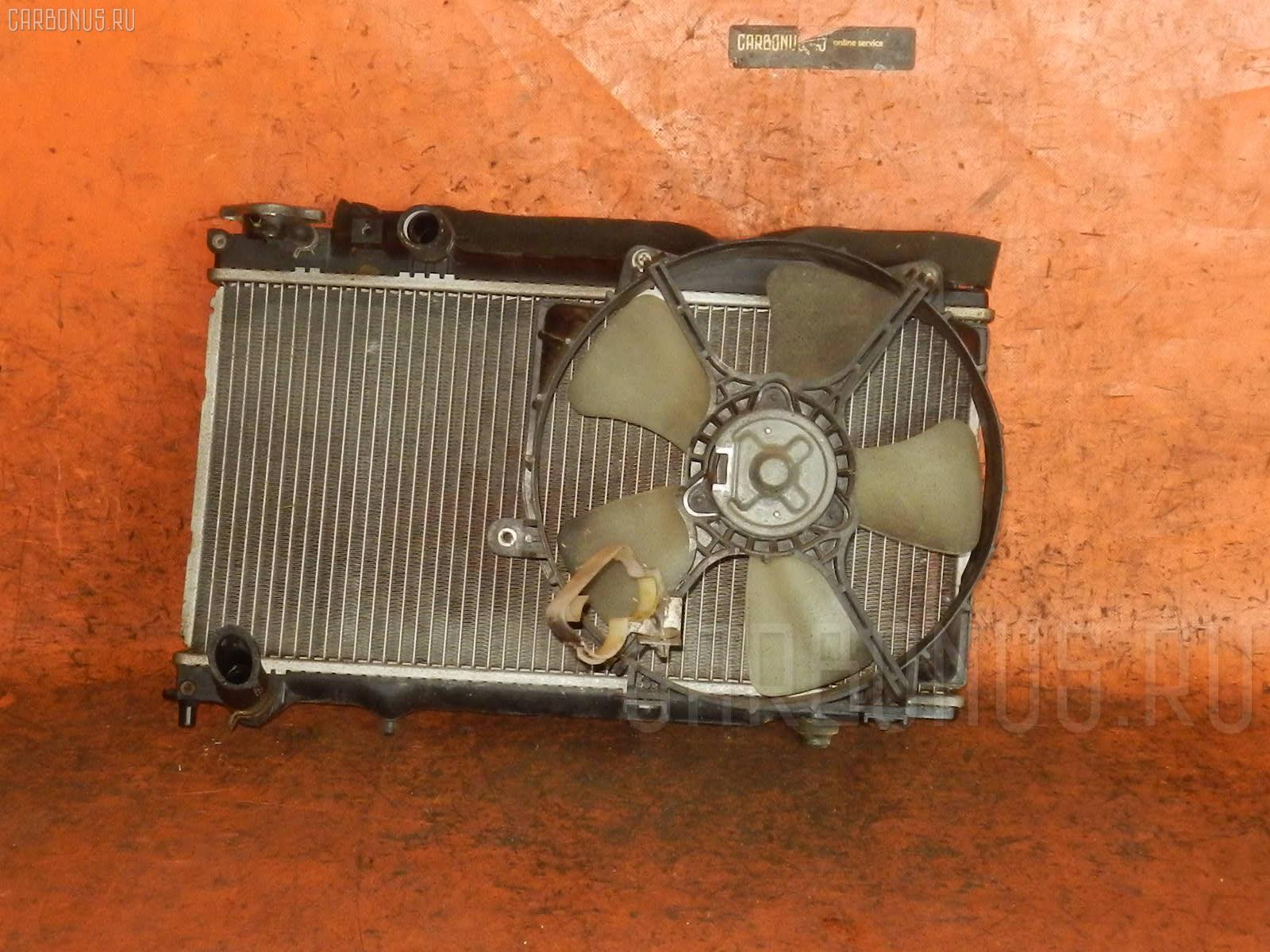 Радиатор ДВС SUBARU SAMBAR TT2 EN07V Фото 3