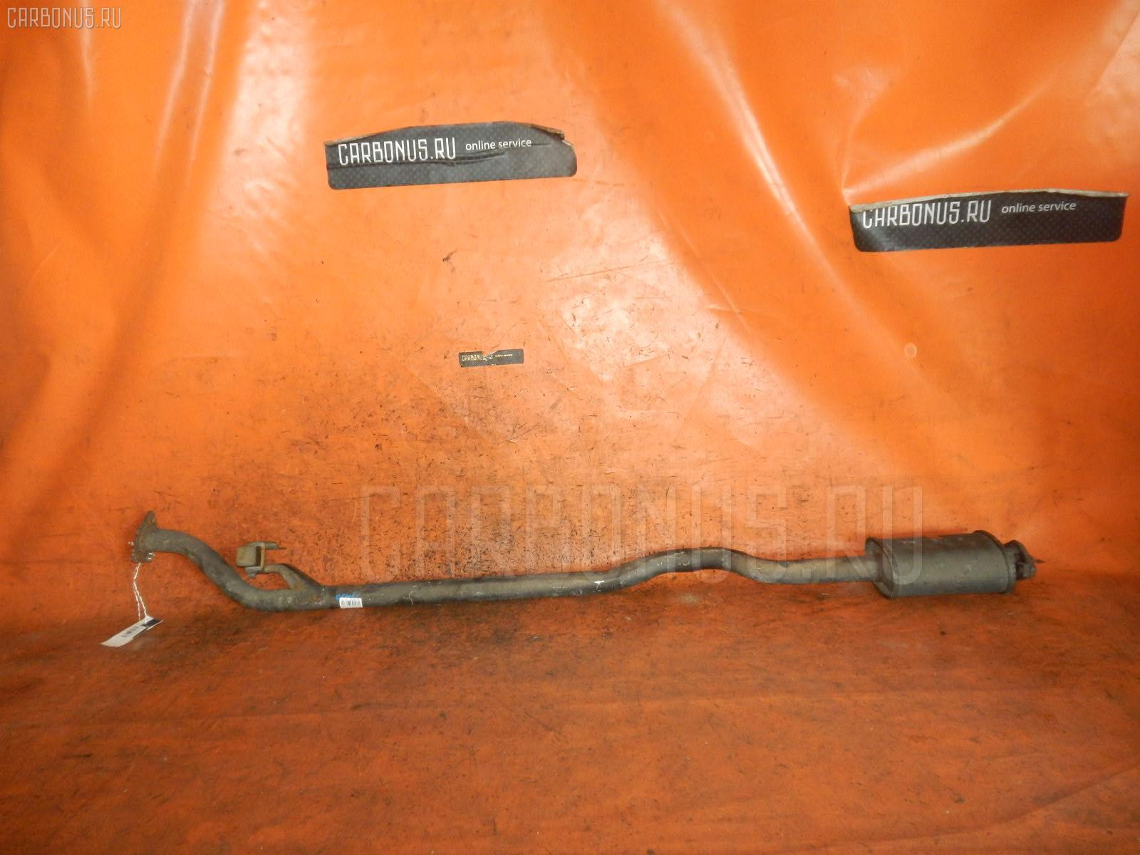 Глушитель на Mitsubishi Lancer C34V 4D56 Фото 1