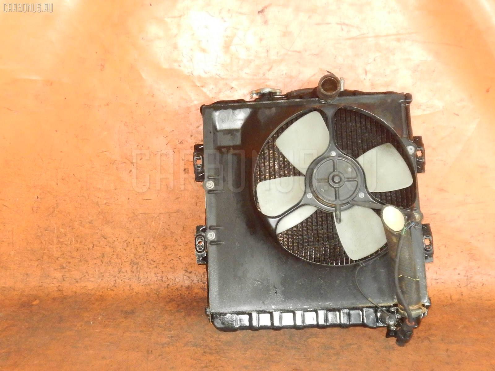 Радиатор ДВС MITSUBISHI LANCER C34V 4D56 Фото 1