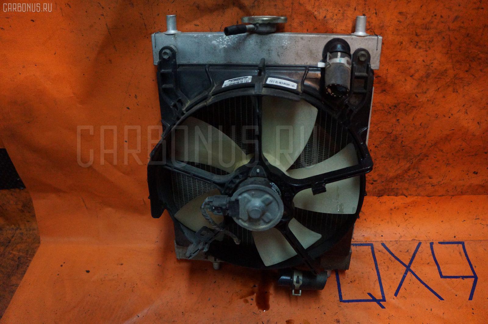 Радиатор ДВС SUZUKI CARRY DA63T K6A Фото 1