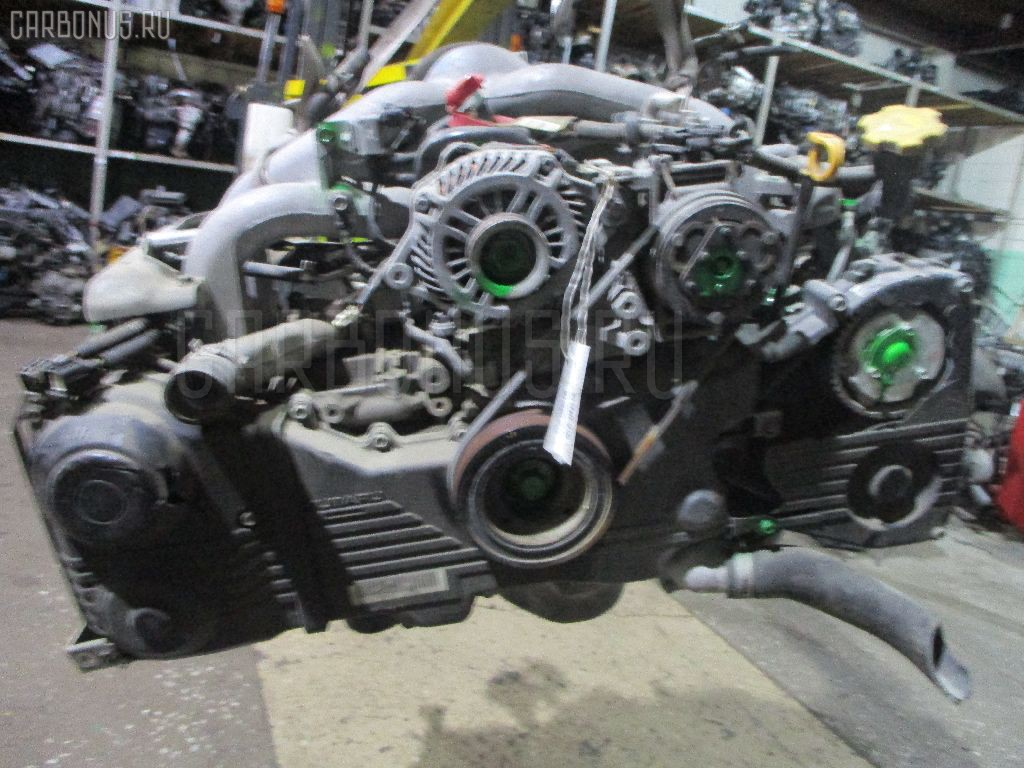 Двигатель Subaru Impreza GH2 EL15 Фото 1