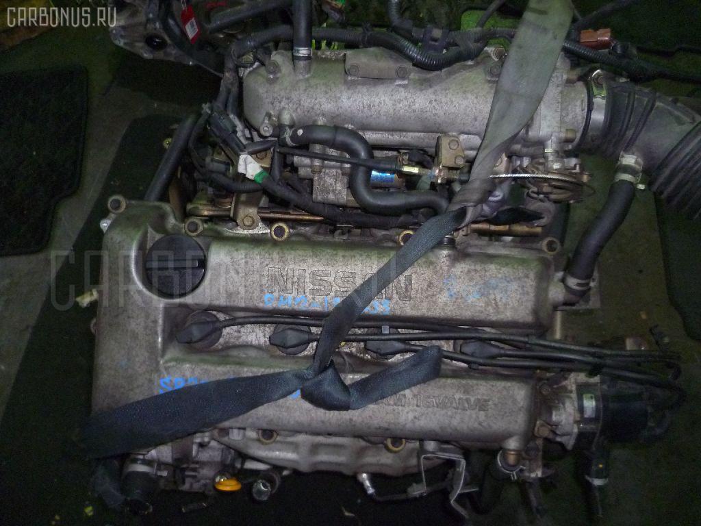 Двигатель NISSAN LIBERTY PM12 SR20DE Фото 10