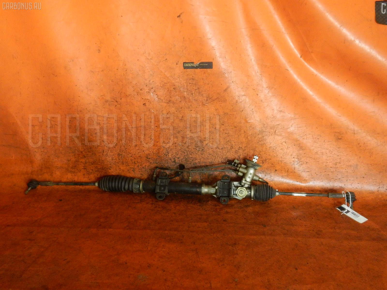 Рулевая рейка HONDA HR-V GH4 D16A. Фото 5