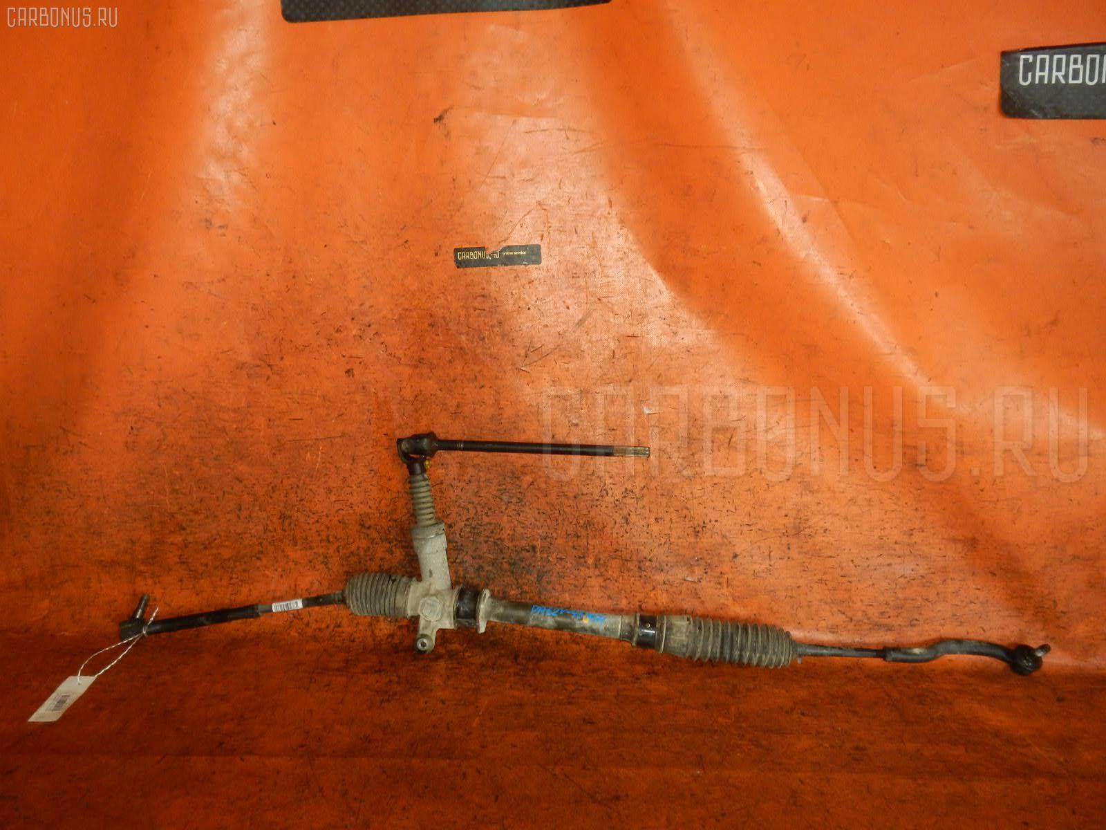 Рулевая рейка SUZUKI EVERY DA62V K6A. Фото 5