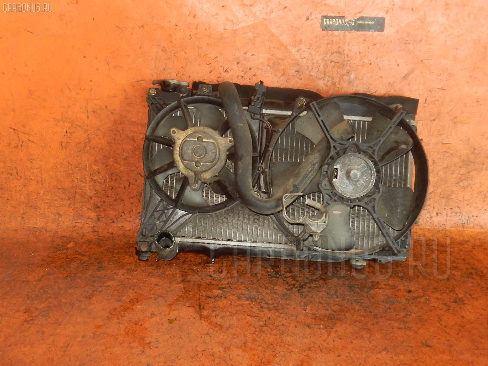 Радиатор ДВС SUBARU SAMBAR TV2 EN07 Фото 3