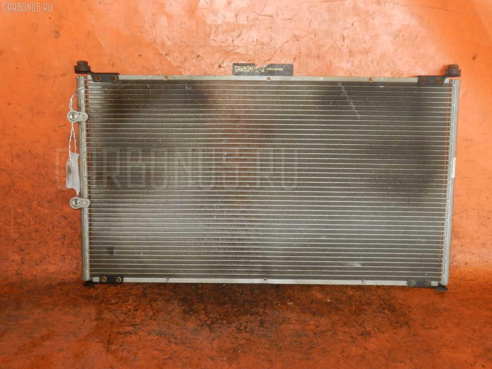 Радиатор кондиционера HONDA STEP WGN RF1 B20B. Фото 2