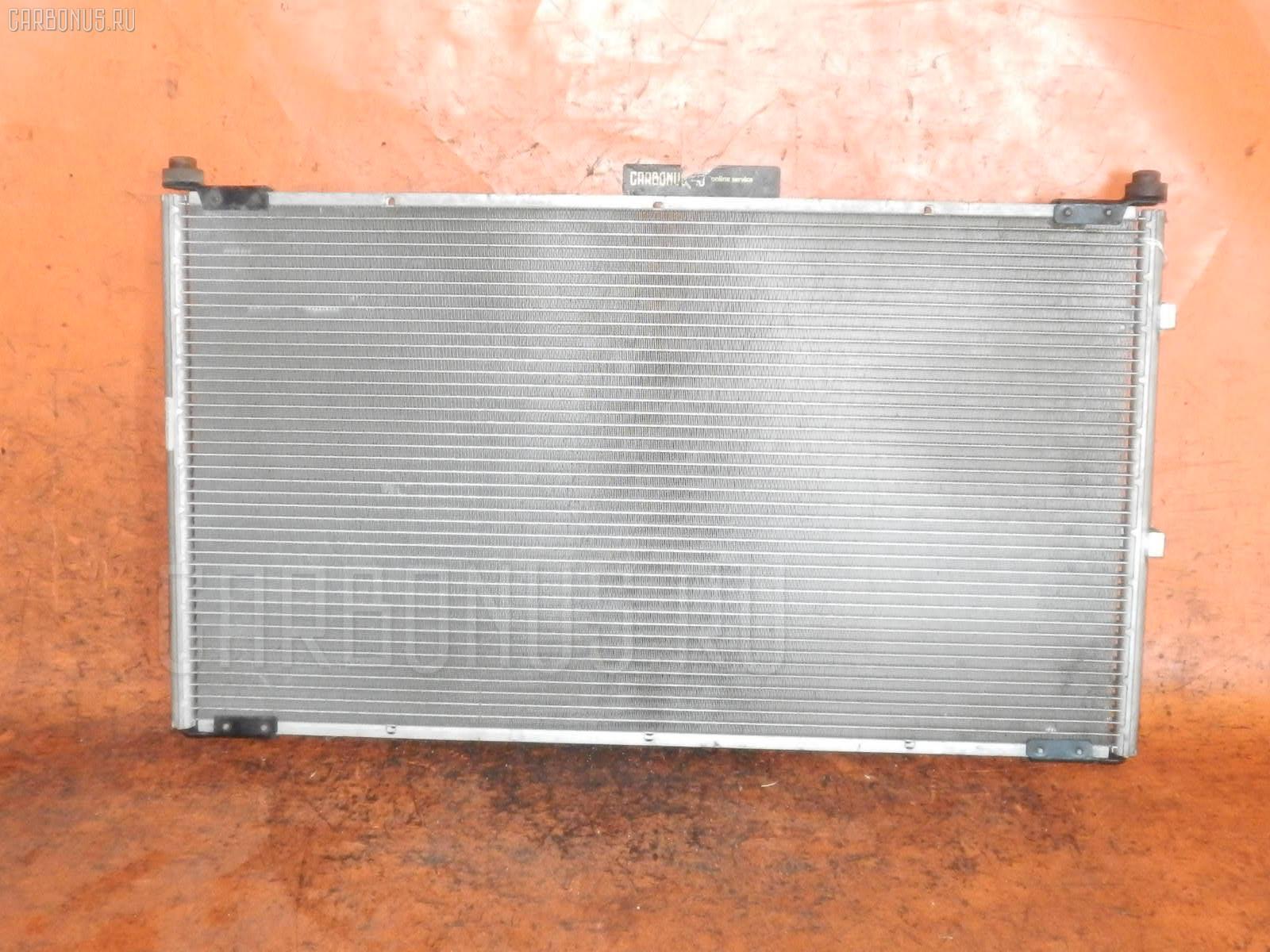 Радиатор кондиционера HONDA STEP WGN RF1 B20B. Фото 3