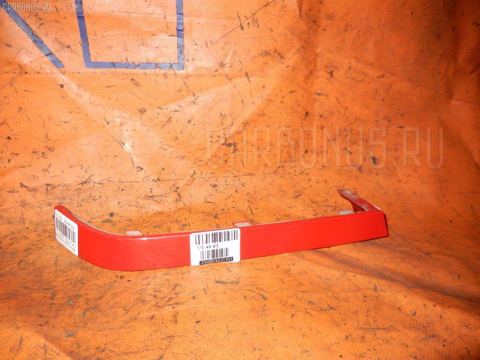 Планка задняя BMW 3-SERIES E46-AT52 Фото 1