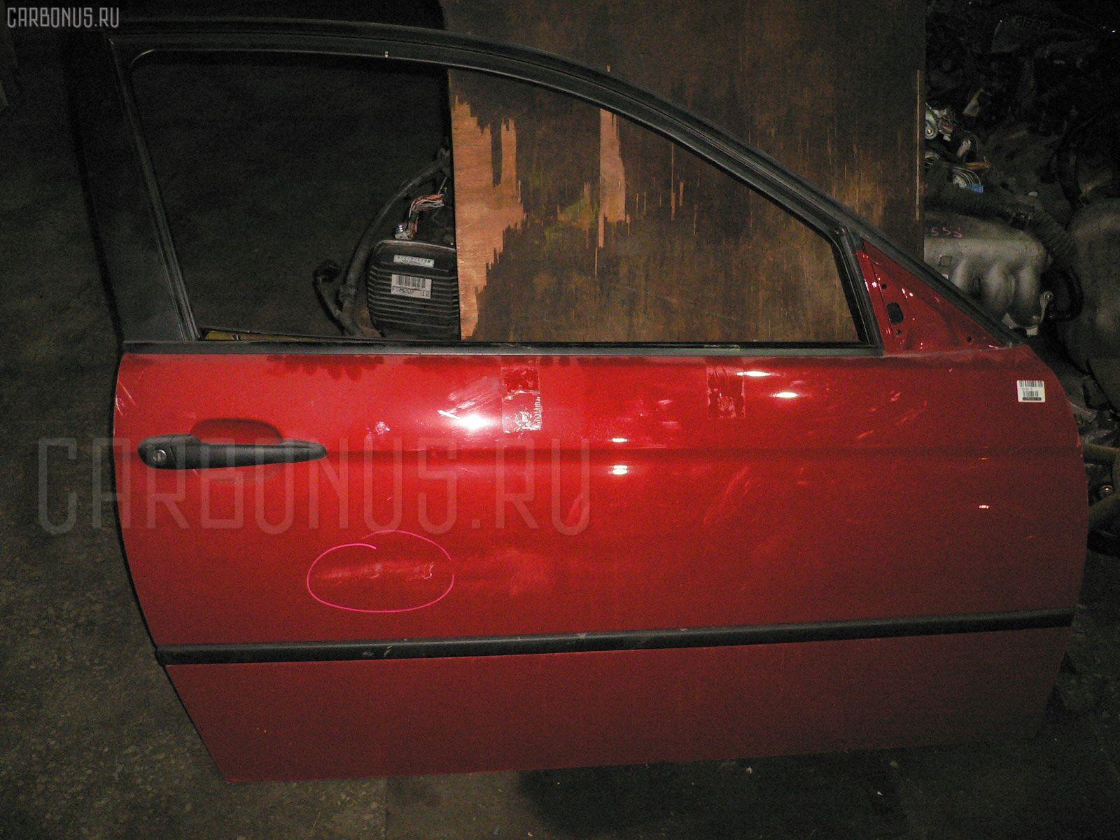 Дверь боковая BMW 3-SERIES E46-AT52 Фото 1