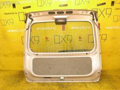 Дверь задняя Subaru Stella RN2 Фото 2
