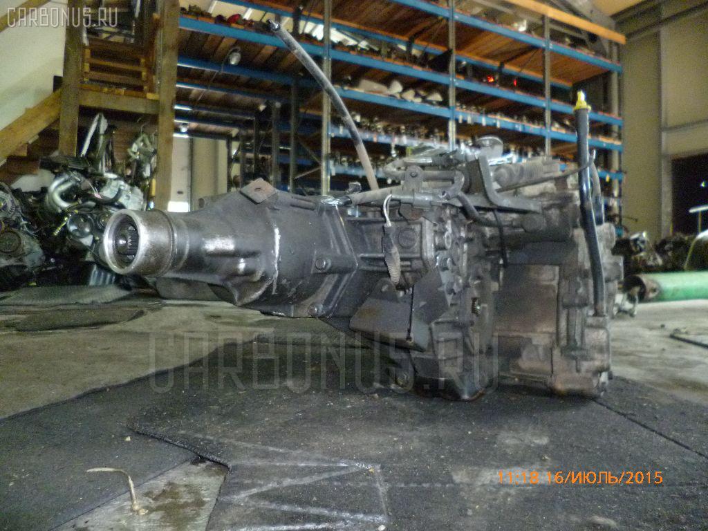 КПП автоматическая SUBARU SAMBAR TV2 EN07 Фото 5