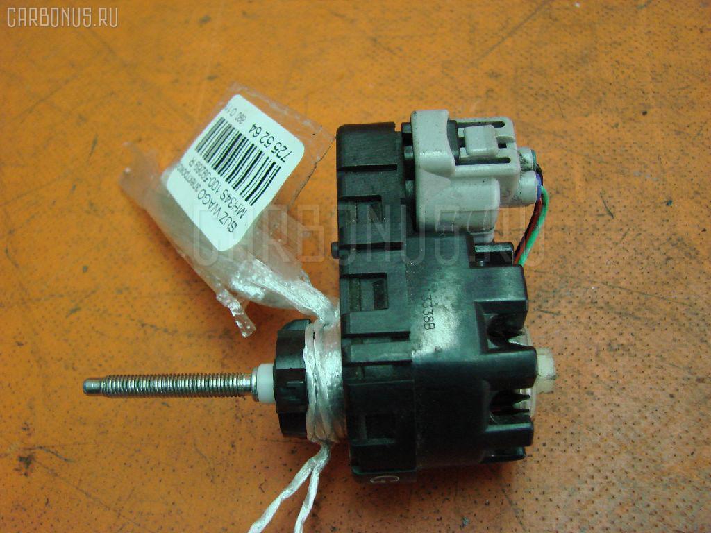 Электрокорректор фар SUZUKI WAGON R MH34S Фото 3