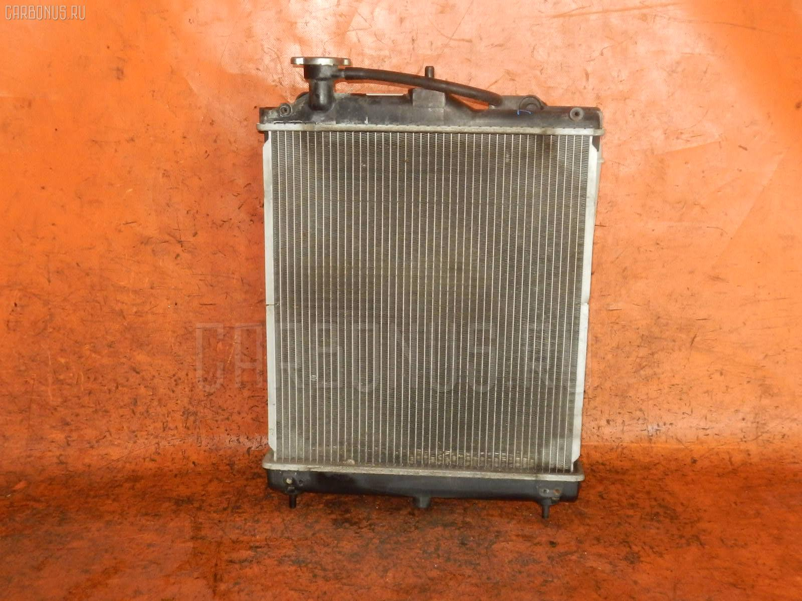 Радиатор ДВС SUBARU STELLA RN2 EN07 Фото 3