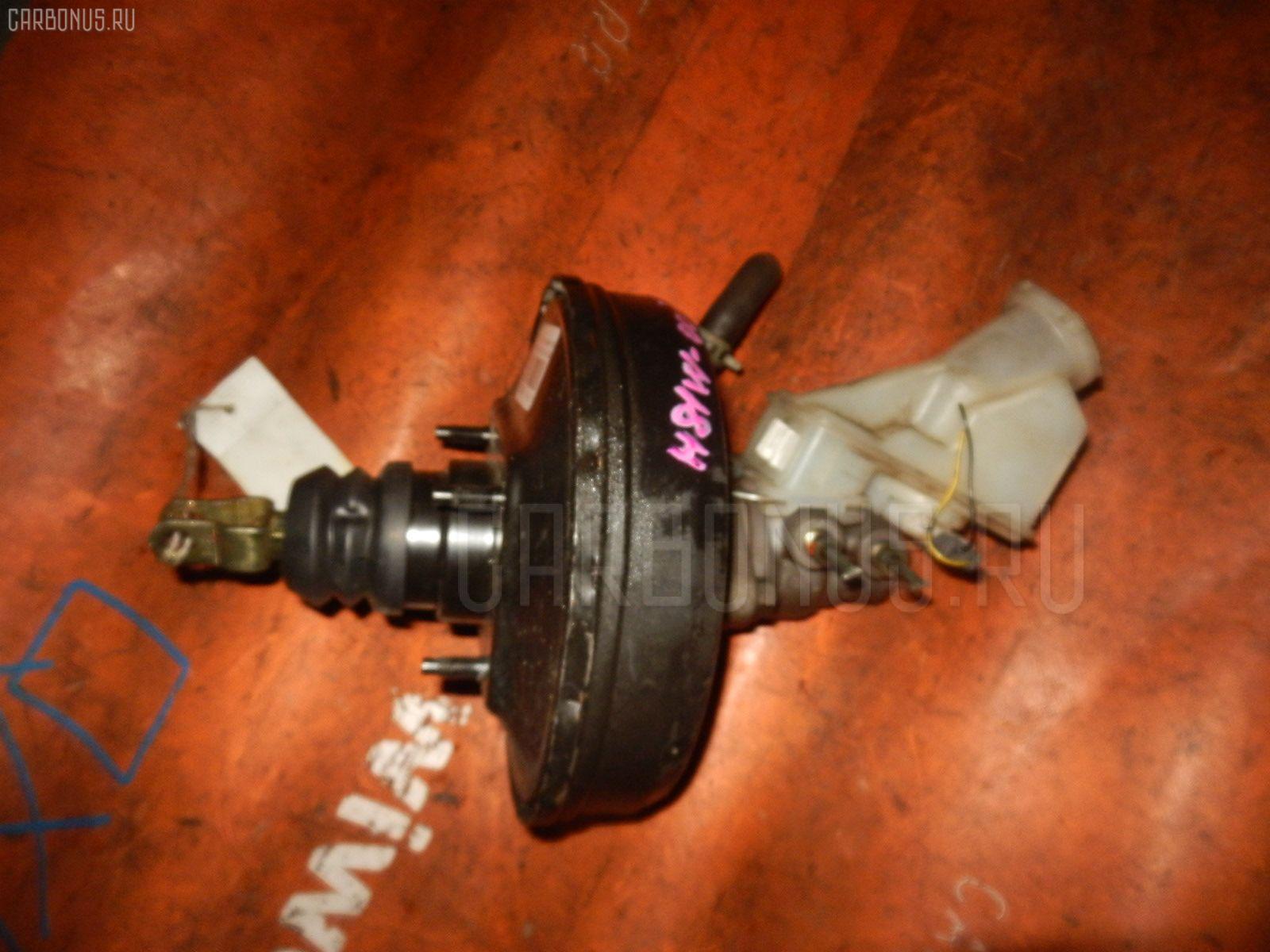 Главный тормозной цилиндр MITSUBISHI EK-WAGON H81W 3G83 Фото 1