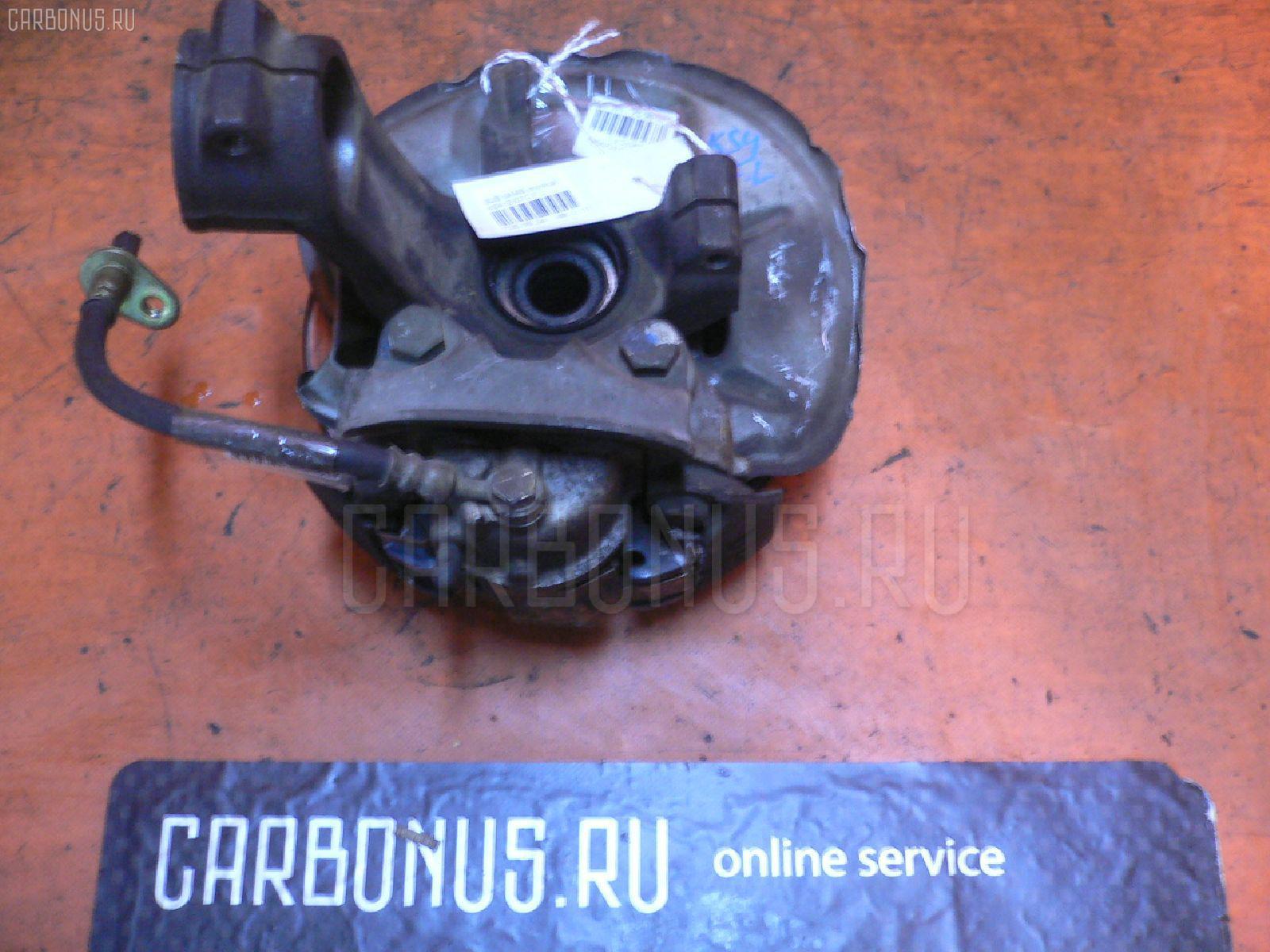 Ступица SUBARU SAMBAR KS4 EN07C Фото 1