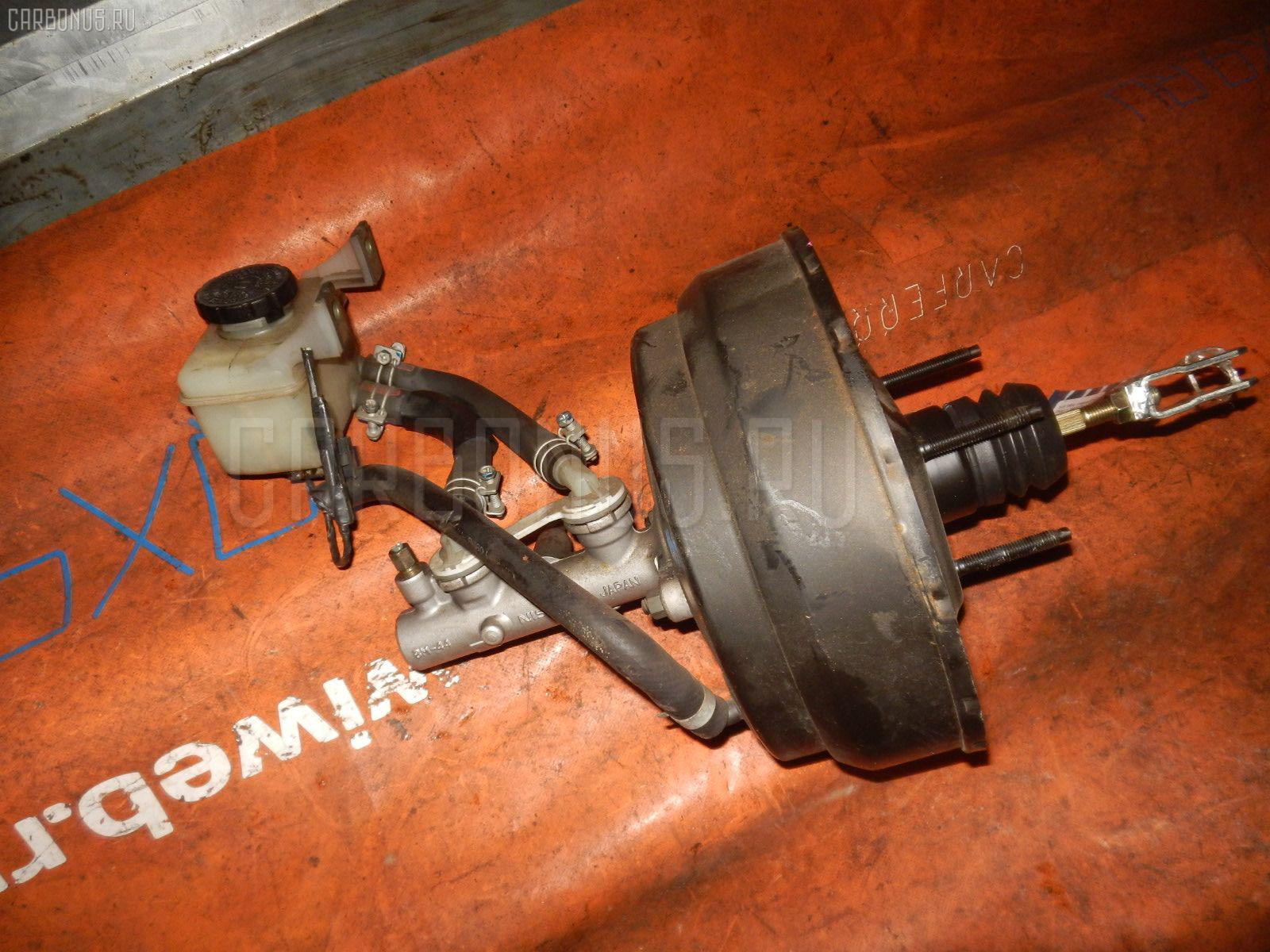 Главный тормозной цилиндр NISSAN PRAIRIE JOY PNM11 SR20DE Фото 2