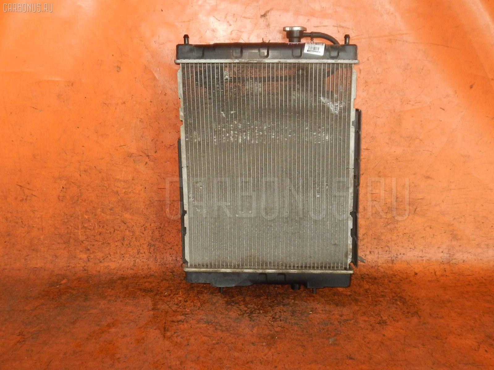 Радиатор ДВС NISSAN CUBE AZ10 CGA3DE Фото 3