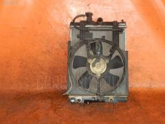 Радиатор ДВС NISSAN CUBE AZ10 CGA3DE Фото 4