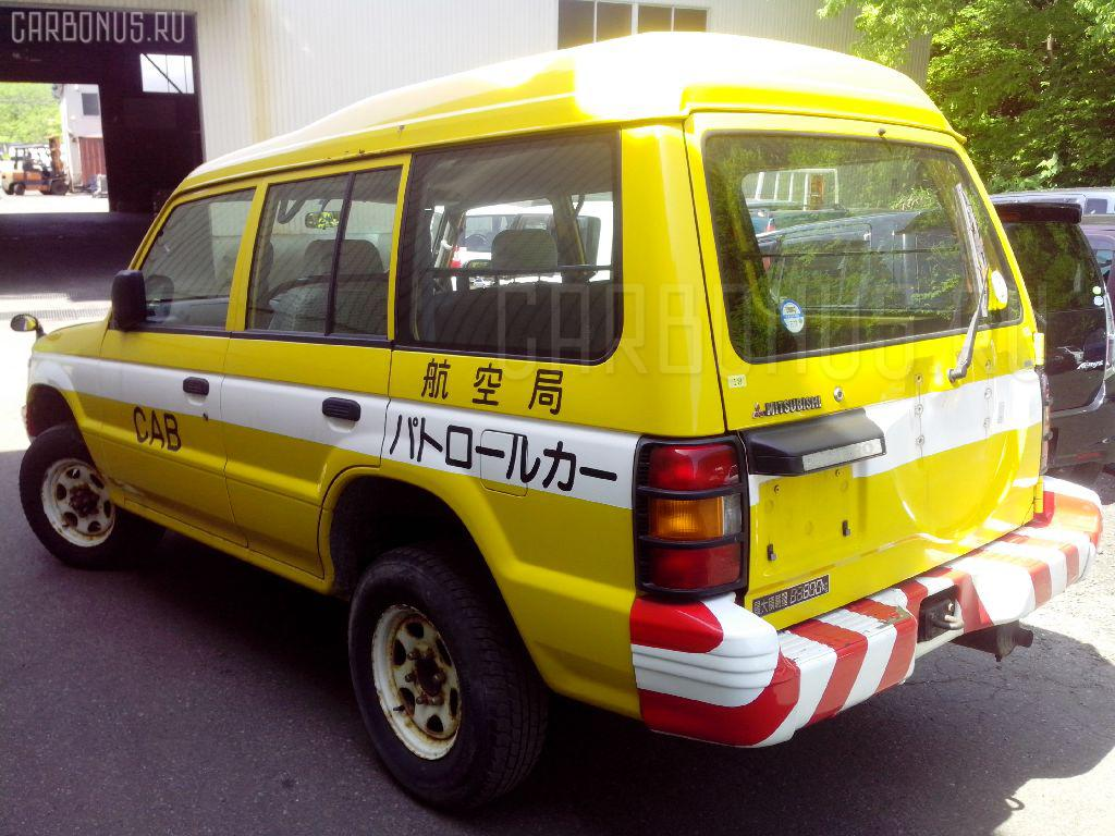 Ремень безопасности MITSUBISHI PAJERO V46V 4M40T Фото 6