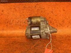 Стартер Daihatsu Yrv M201G K3-VET Фото 3