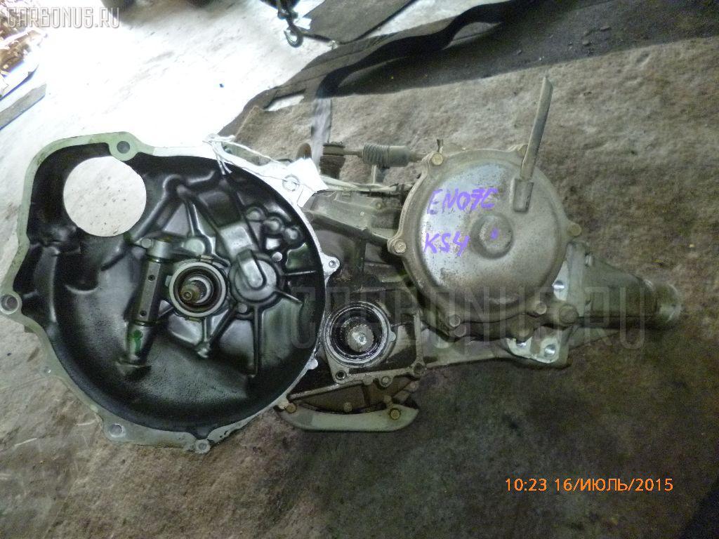 КПП механическая SUBARU SAMBAR KS4 EN07C Фото 7