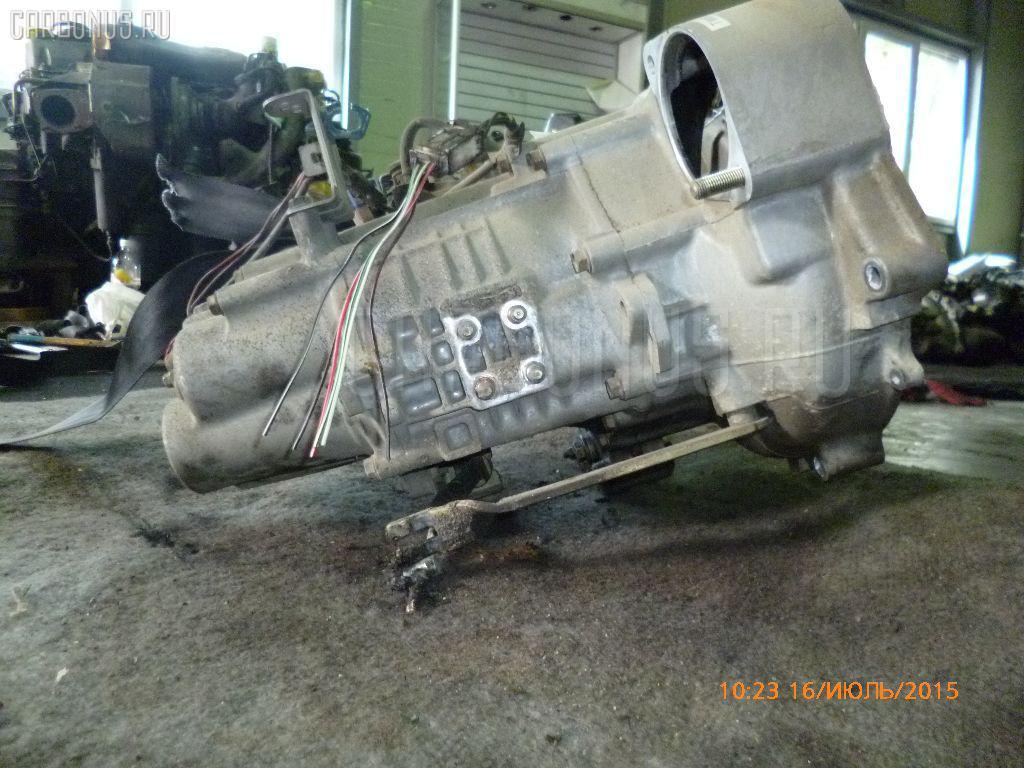 КПП механическая SUBARU SAMBAR KS4 EN07C Фото 8