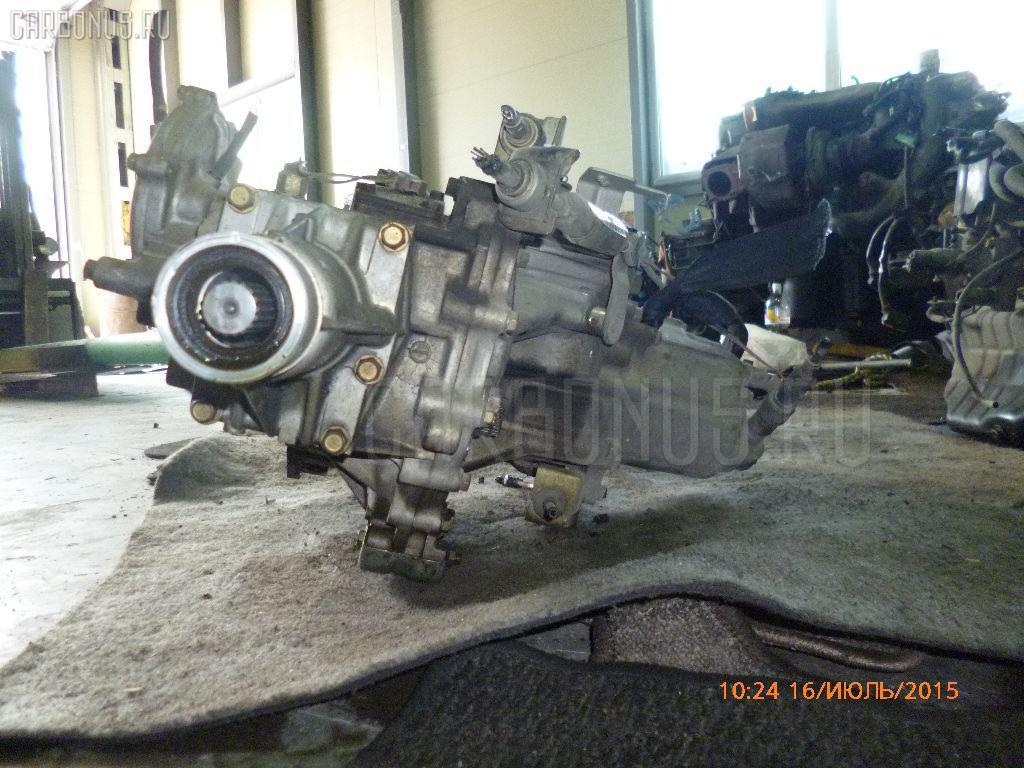 КПП механическая SUBARU SAMBAR KS4 EN07C Фото 9